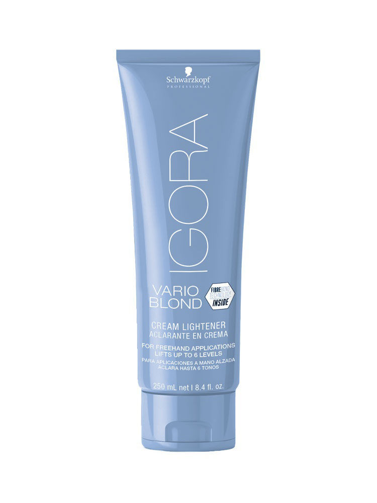 SCHWARZKOPF PRO IGORA Vario Blond Cream Lightener - Осветляющий крем, 250 мл